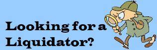 Looking for a liquidator?